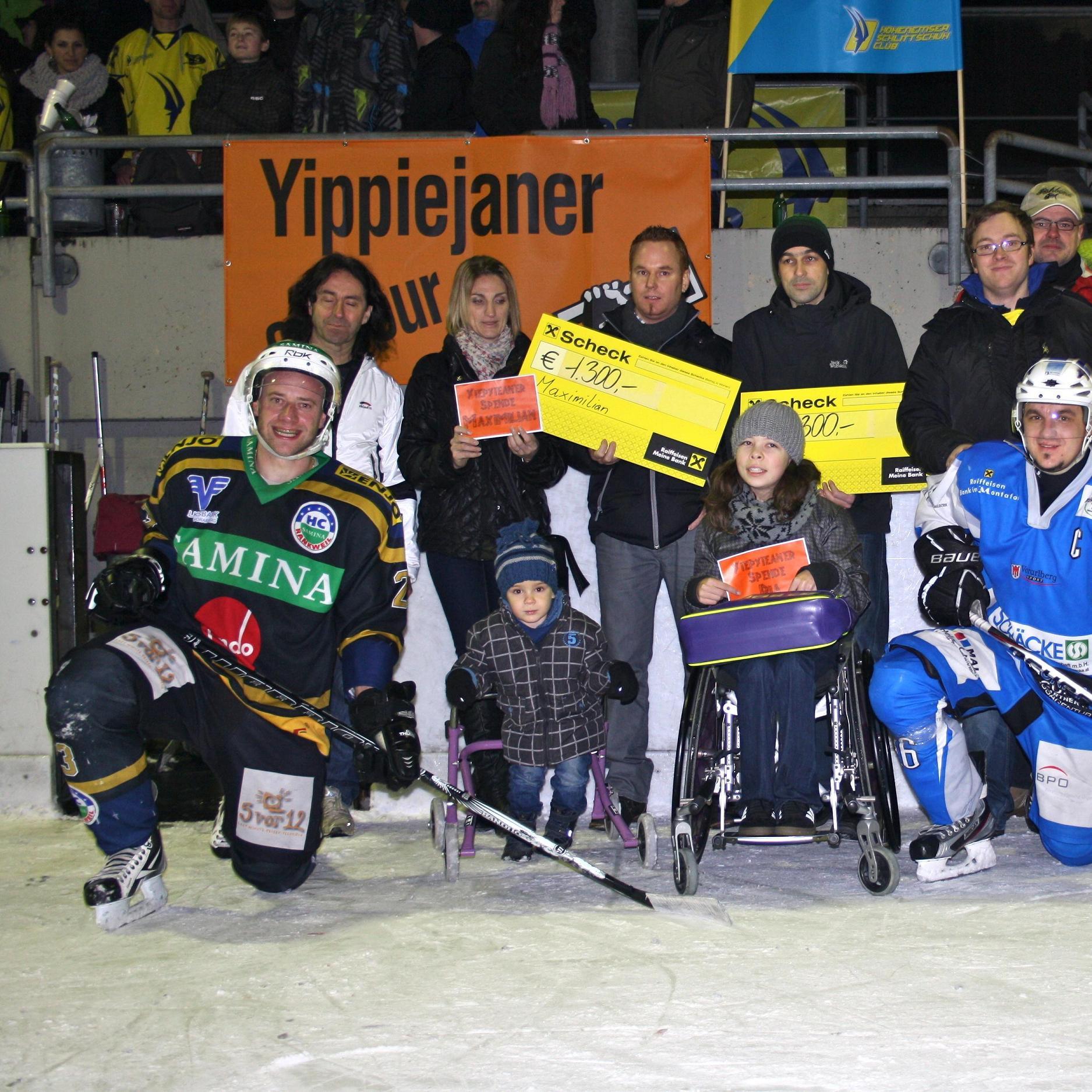 CUP-FINALE: Eishockeyfest der besonderen Art!