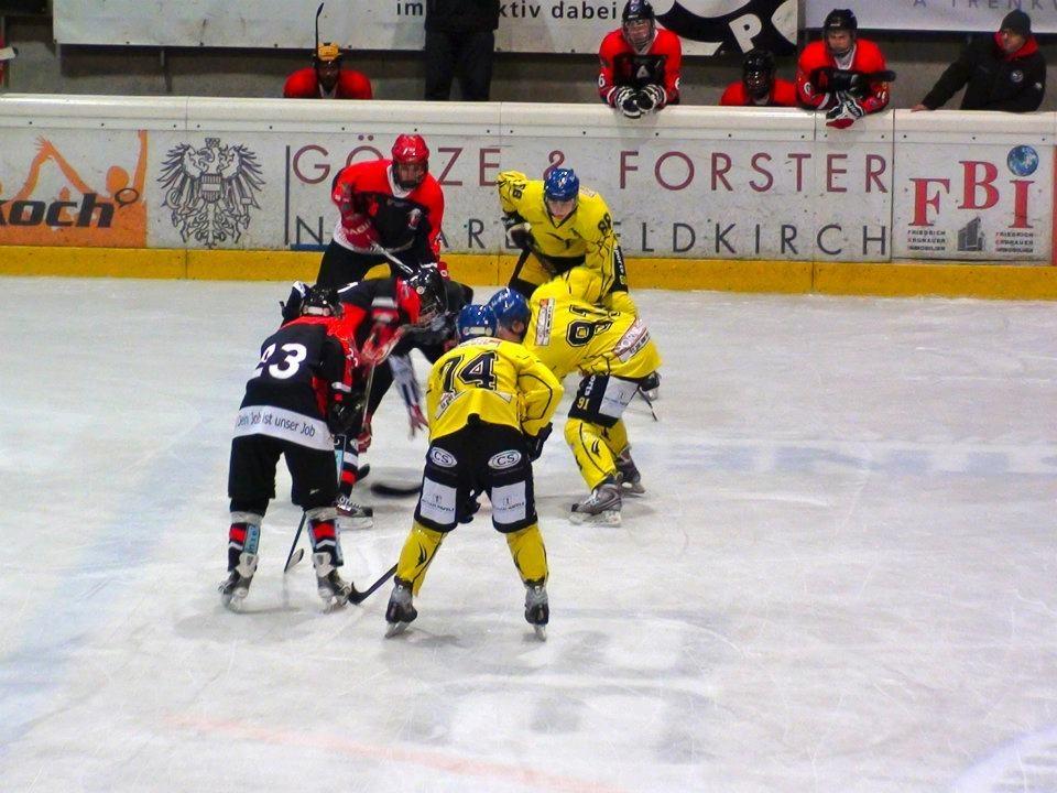 SC Hohenems verliert erneut im Penalty!