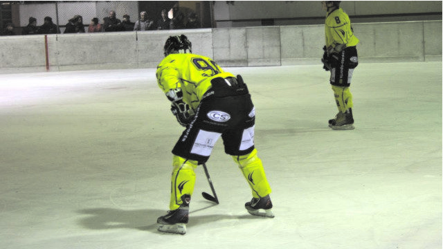 VEHL Team erkämpft Punkt in Dornbirn!