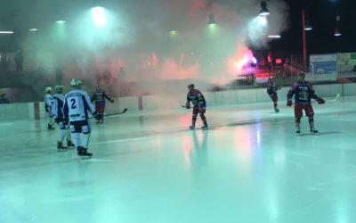 Der SC Hohenems schießt den Meister aus dem Stadion!