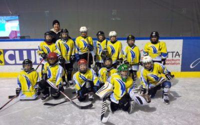 Unsere Youngsters spielten in Schruns!