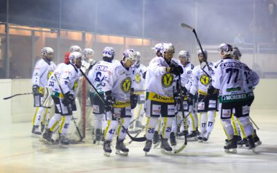 Steinböcke gegen Zirl / VEHL Team am Sonntag gegen den EHC Lustenau