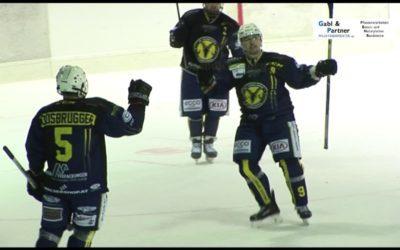 VEHL 1: Knappe Niederlage (nach Penalty) beim Auftaktspiel gegen den HC Samina Rankweil!