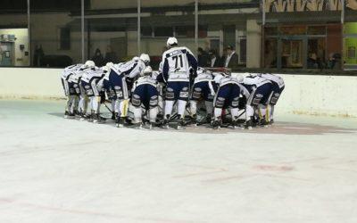 VEHL-Team mit Niederlage bei den Bulldogs Dornbirn!