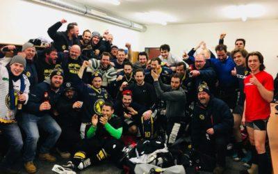 Eliteliga-Playoff: EMS-HOCKEY bucht das Finalticket!